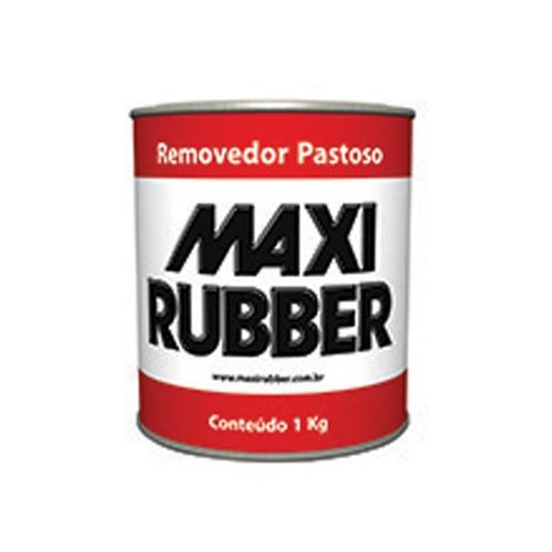 Removedor Pastoso Maxi Rubber Tintas Baratas Tintas Itu